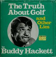 Cover of: The truth about golf