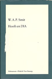 Cover of: Hooft en DIA