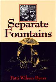 Cover of: Separate fountains