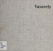 Cover of: Vasarely