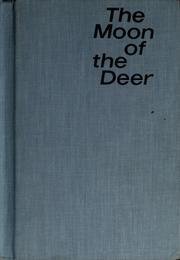 Cover of: The moon of the deer