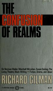 Cover of: The confusion of realms