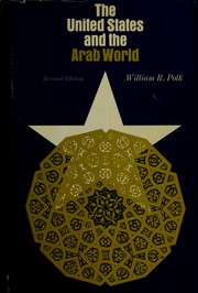 Cover of: The United States and the Arab world