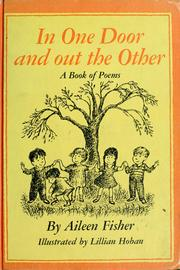 Cover of: In one door and out the other: a book of poems