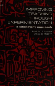 Cover of: Improving teaching through experimentation