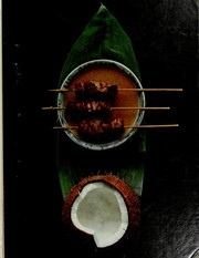 Cover of: Pacific and Southeast Asian cooking
