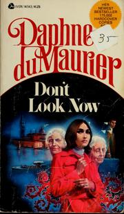 Cover of: Don't Look Now