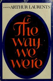 Cover of: The way we were