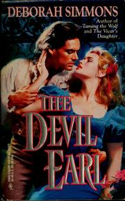 Cover of: The devil Earl