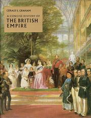Cover of: A concise history of the British Empire