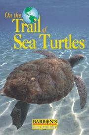 Cover of: On the trail of sea turtles