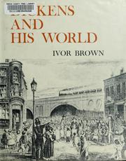 Cover of: Dickens and his world