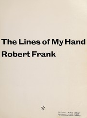 Cover of: The lines of my hand