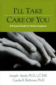 Cover of: I'll take care of you