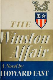 Cover of: The Winston affair