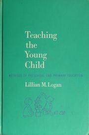 Cover of: Teaching the young child