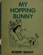 Cover of: My hopping bunny