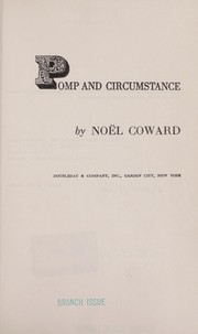 Cover of: Pomp and circumstance