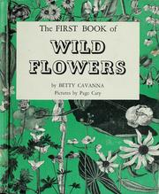 Cover of: The first book of wild flowers