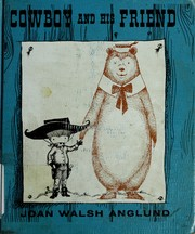 Cover of: Cowboy and his friend