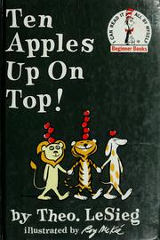 Cover of: Ten apples up on top!