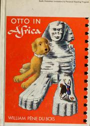 Cover of: Otto in Africa