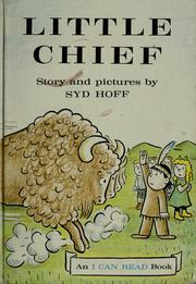 Cover of: Little Chief