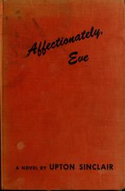 Cover of: Affectionately, Eve: a novel