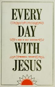 Cover of: Every day with Jesus