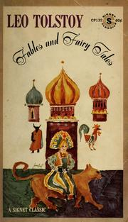 Cover of: Fables and Fairytales