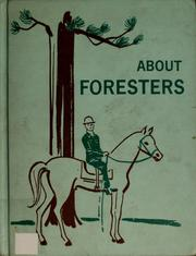 Cover of: About foresters