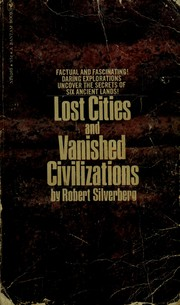 Cover of: Lost cities and vanished civilizations