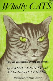 Cover of: Wholly cats
