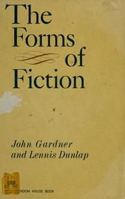 Cover of: The forms of fiction