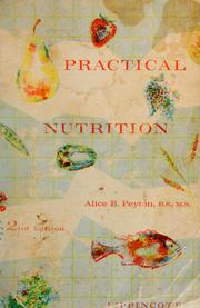 Cover of: Practical nutrition