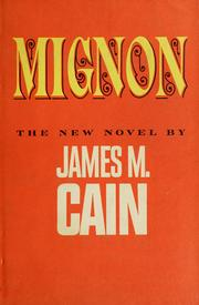 Cover of: Mignon