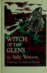 Cover of: Witch of the glens