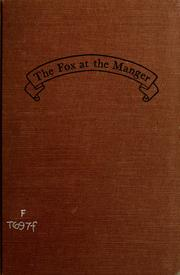 Cover of: The Fox at the Manger
