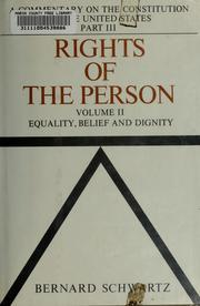 Cover of: A commentary on the Constitution of the United States