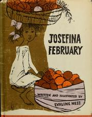 Cover of: Josefina February