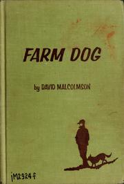 Cover of: Farm dog