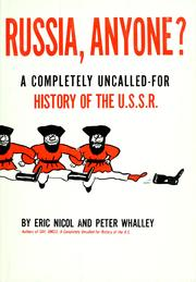 Cover of: Russia, anyone?: a completely uncalled-for history of the USSR