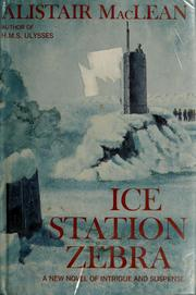 Cover of: Ice Station Zebra