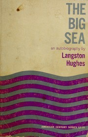 Cover of: The big sea: an autobiography