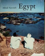 Cover of: Egypt; the land between sand and Nile