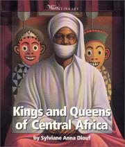 Cover of: Kings and queens of Central Africa