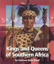 Cover of: Kings and queens of Southern Africa