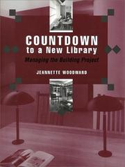 Cover of: Countdown to a new library