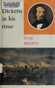 Cover of: Dickens in his time