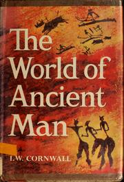 Cover of: The world of ancient man